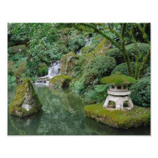 Foto Jardins japoneses calmos