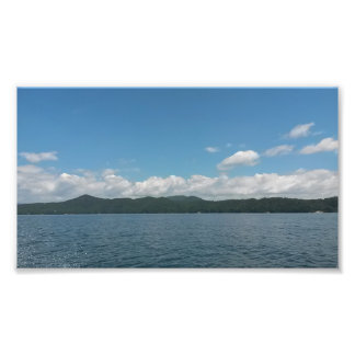 Foto Lago Jocassee