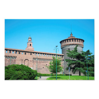 Foto Landm da arquitetura de Italia Milão da torre do