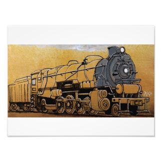 Foto Locomotiva de vapor de PRR L1s Mikado