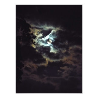 Foto lua super do céu nocturno