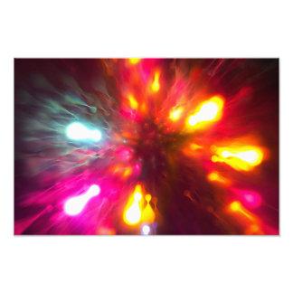 Foto Luzes coloridas