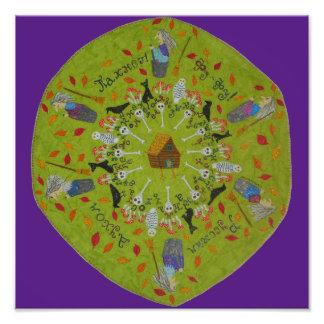 Foto Mandala de Yaga do babá