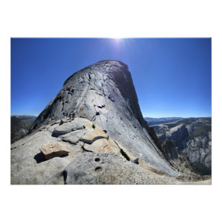 Foto Meia abóbada da base dos cabos - Yosemite