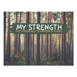 Foto Minha força