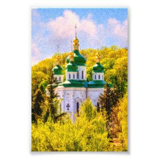 Foto Monastério de Vydubitsky. Kiev, Ucrânia