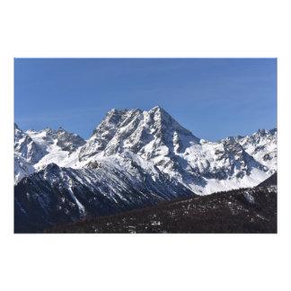 Foto Montanha da neve de Baima