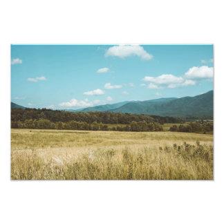 Foto Montanha Vista de Smokey