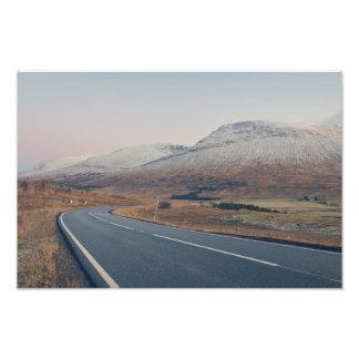 Foto Montanhas escocesas