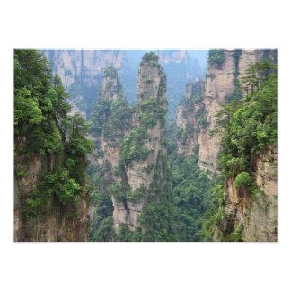 Foto Montanhas nacionais do Avatar de Zhangjiajie