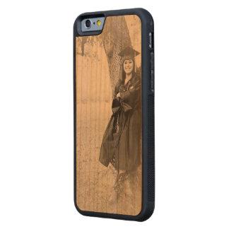 Foto nas capas de iphone de madeira