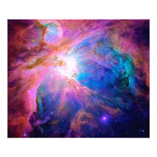 Foto Nebulosa de Orion