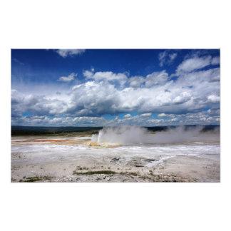 Foto Nuvens e vapor
