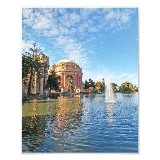 Foto O palácio das belas artes Califórnia