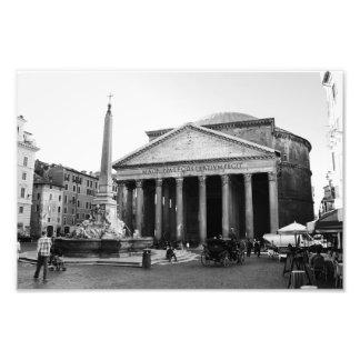 Foto O panteão em Roma, Italia