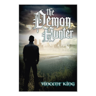Foto O poster do cobrir do caçador do demónio
