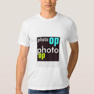 foto op. camisetas