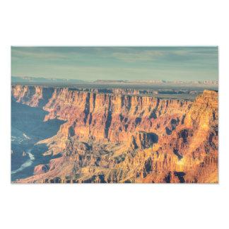 Foto Opinião do deserto do Grand Canyon