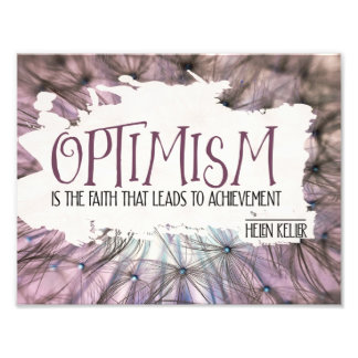 Foto Optimismo
