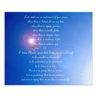 Foto Oração do poster de Francis de santo