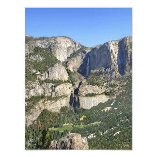 Foto Panorama 3 do vale de Yosemite - Yosemite