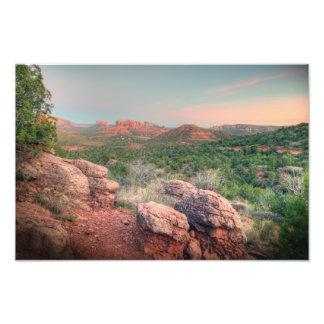 Foto Parque estadual vermelho da rocha