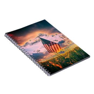 Foto patriótica feita sob encomenda do caderno da
