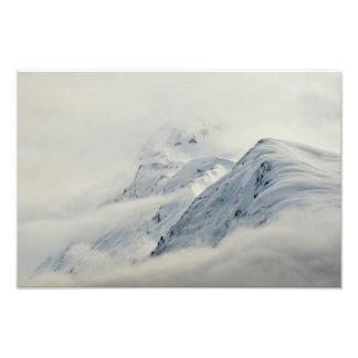 Foto Picos misteriosos de Chugach
