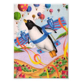 Foto Pinguim do vôo