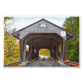 Foto Ponte coberta da casa do poder, Vermont