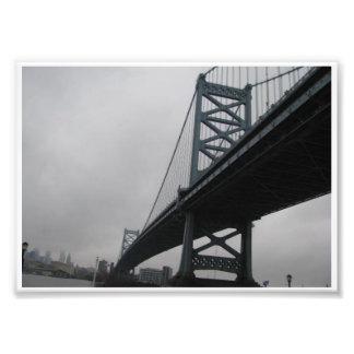 Foto Ponte de Ben Franklin