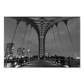 Foto Ponte do arco da baía de Humber