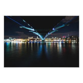 Foto Ponte do milênio, Londres