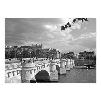 Foto Ponte Pont Neuf. Paris