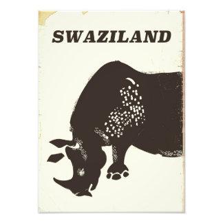 Foto Poster de viagens do estilo do vintage do