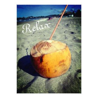 Foto Poster do coco