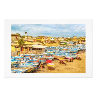 Foto Província Equador de Guayas da praia de Engabao