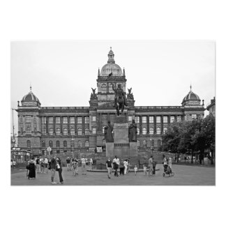 Foto Quadrado de Wenceslas em Praga