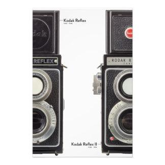Foto Reflexo de Kodak mim e reflexo II de Kodak