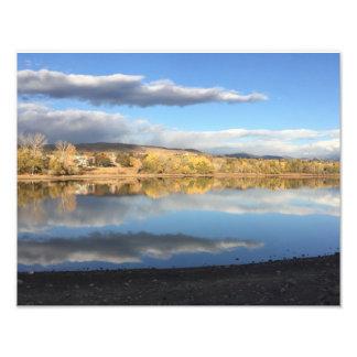 Foto Reflexões do reservatório de Smith