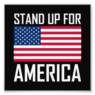 Foto Represente acima o hino nacional da bandeira de