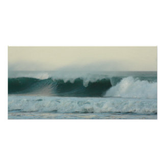 """Foto """"Rolando"""" em ondas & em vento, impressão de"""