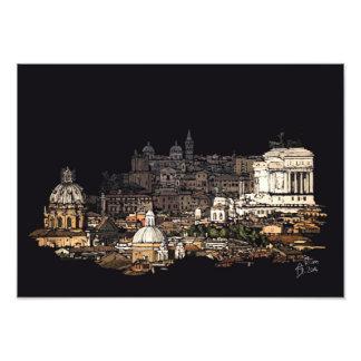 Foto Rome skyline