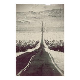 Foto Rua à Death Valley