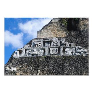 Foto Ruína maia de Xunantunich em Belize