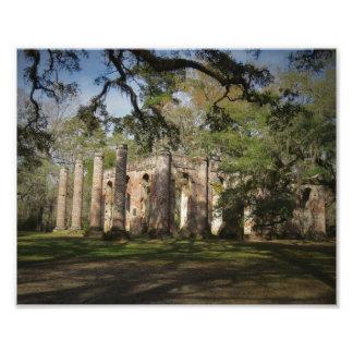 Foto Ruínas velhas da igreja