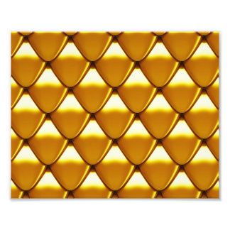 Foto Teste padrão elegante da escala do ouro