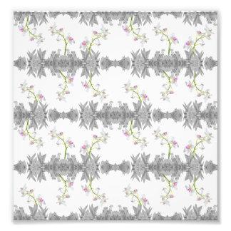 Foto Teste padrão floral da colagem