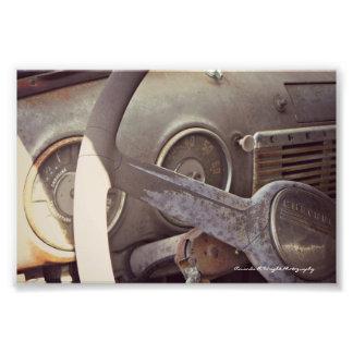 Foto Tome o impressão da roda