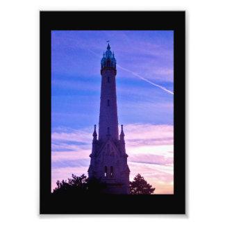 Foto Torre de água de North Point